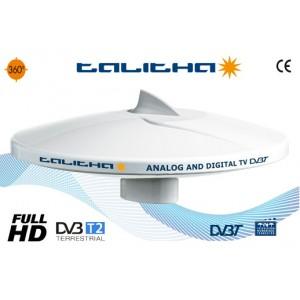 COMPACT - V9125/00K - ANTENNA TV OMNIDIREZIONALE MARINA - MODELLO 2010 - SOLO 5 PZ DISPONIBILI!