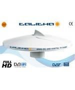 TALITHA - V9125/12 - Antenna TV Terrestre omnidirezionale - 25cm diam